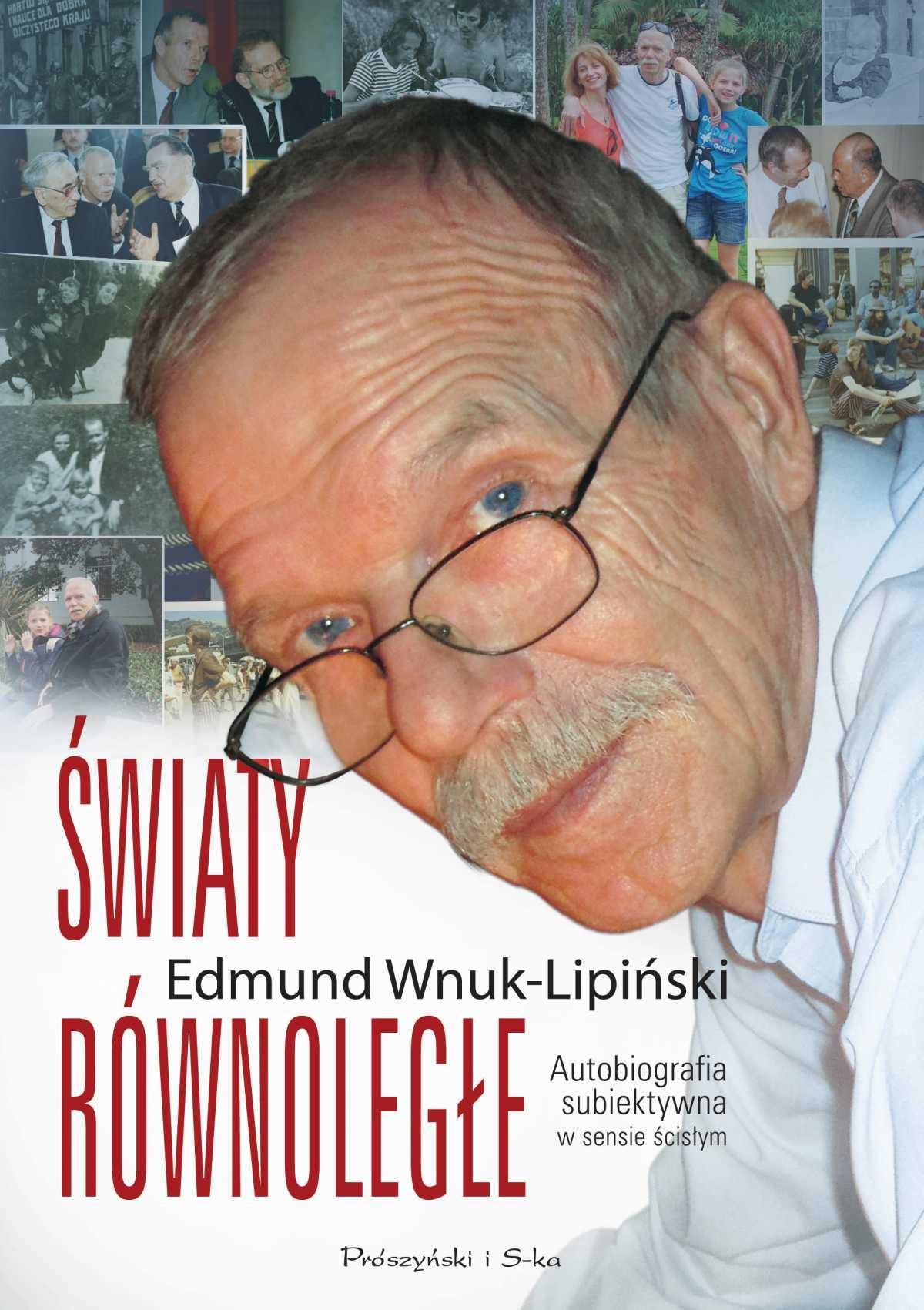 Światy równoległe. Autobiografia subiektywna w sensie ścisłym - Ebook (Książka EPUB) do pobrania w formacie EPUB