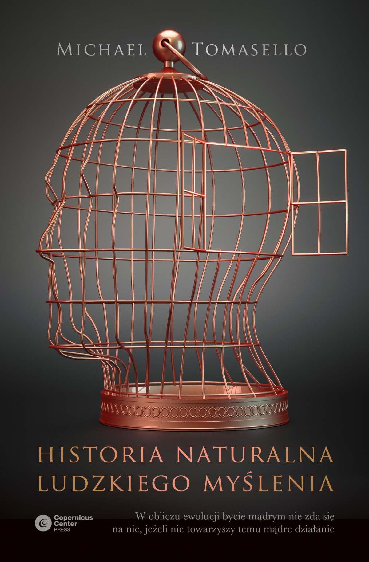 Historia naturalna ludzkiego myślenia - Ebook (Książka na Kindle) do pobrania w formacie MOBI