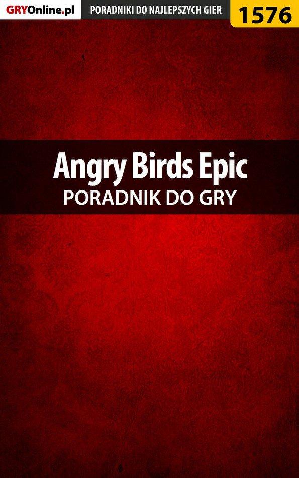 Angry Birds Epic - poradnik do gry - Ebook (Książka PDF) do pobrania w formacie PDF