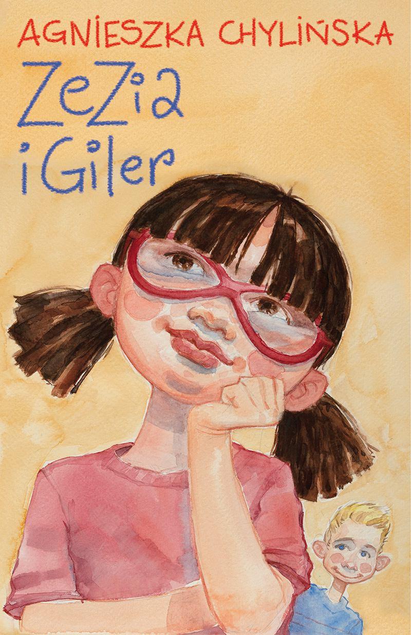 Zezia i Giler - Ebook (Książka na Kindle) do pobrania w formacie MOBI
