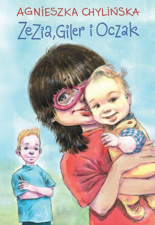 Zezia, Giler i Oczak - Ebook (Książka na Kindle) do pobrania w formacie MOBI