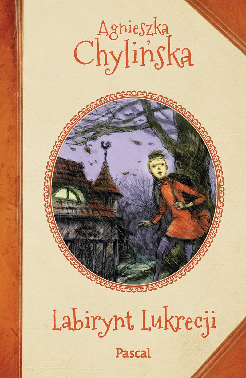 Labirynt Lukrecji - Ebook (Książka na Kindle) do pobrania w formacie MOBI