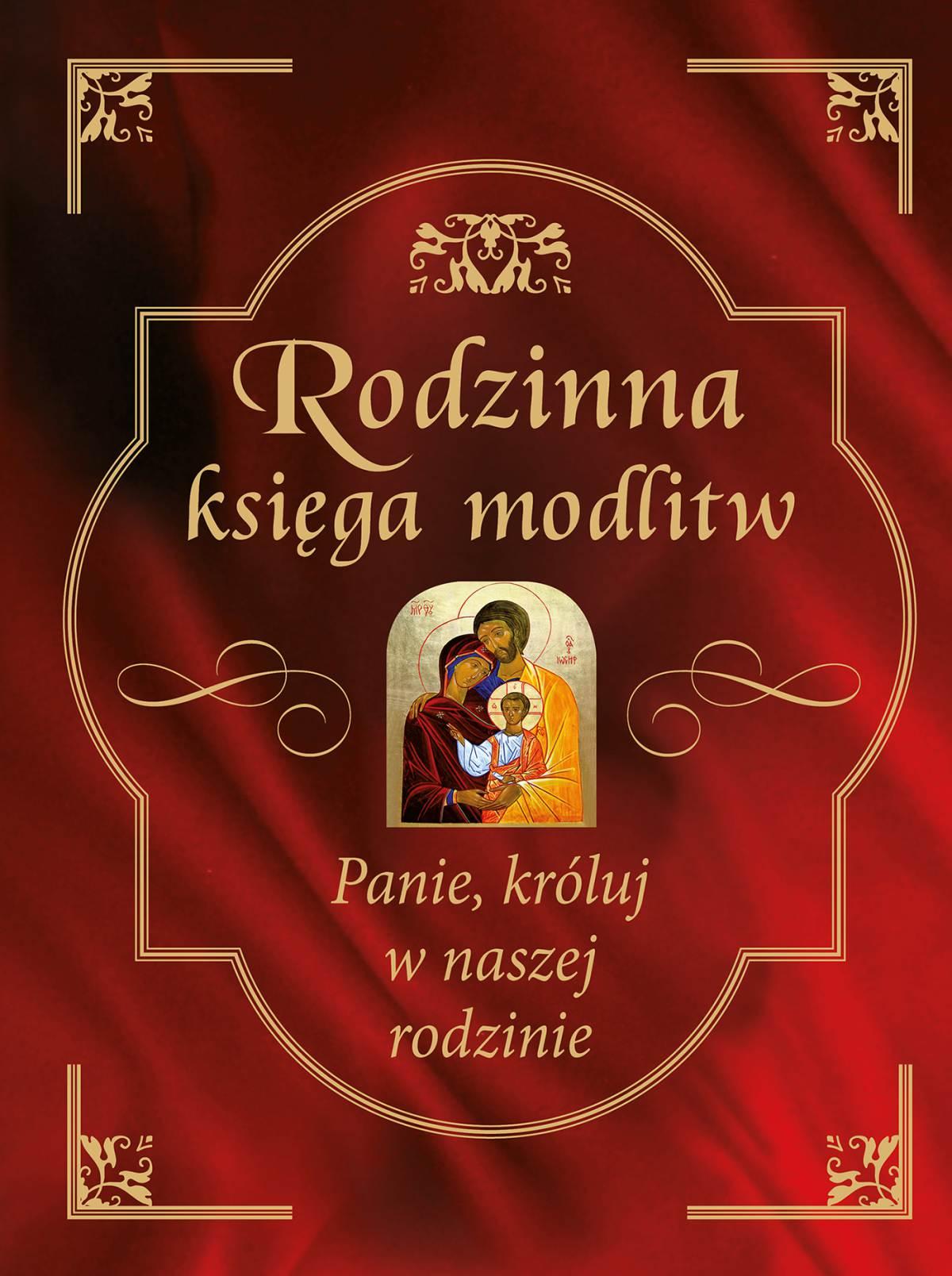 Rodzinna księga modlitw - Ebook (Książka na Kindle) do pobrania w formacie MOBI
