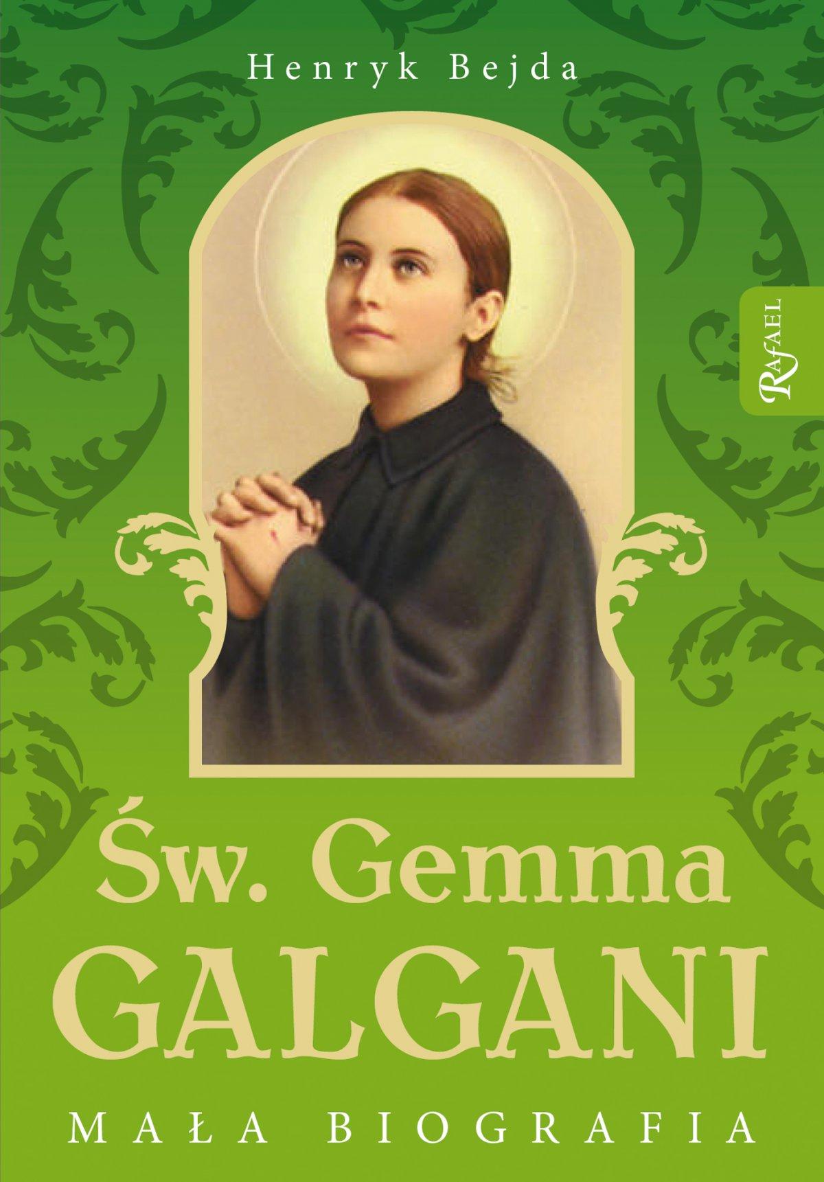 Św. Gemma Galgani - Ebook (Książka EPUB) do pobrania w formacie EPUB