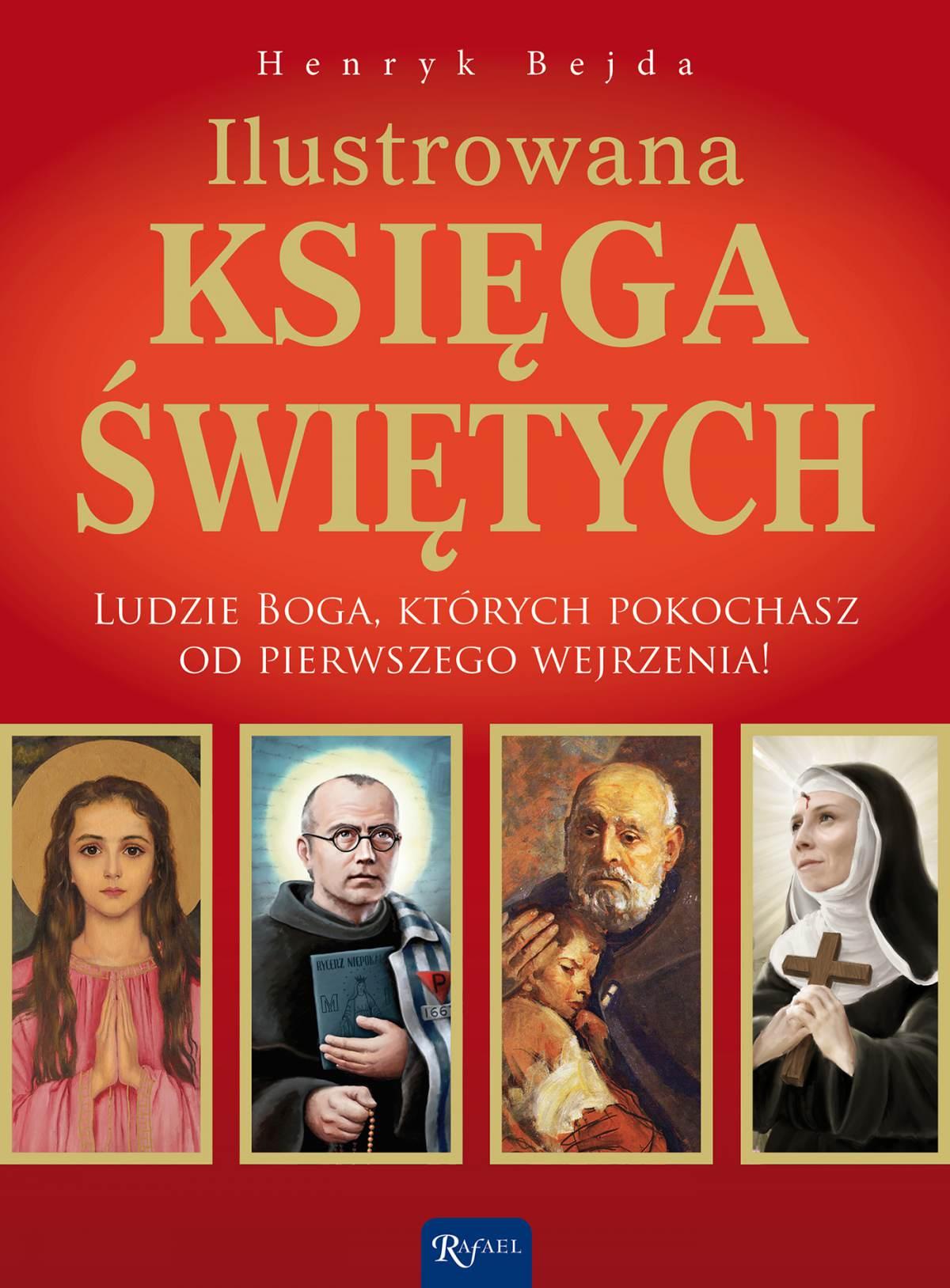Ilustrowana księga świętych - Ebook (Książka na Kindle) do pobrania w formacie MOBI