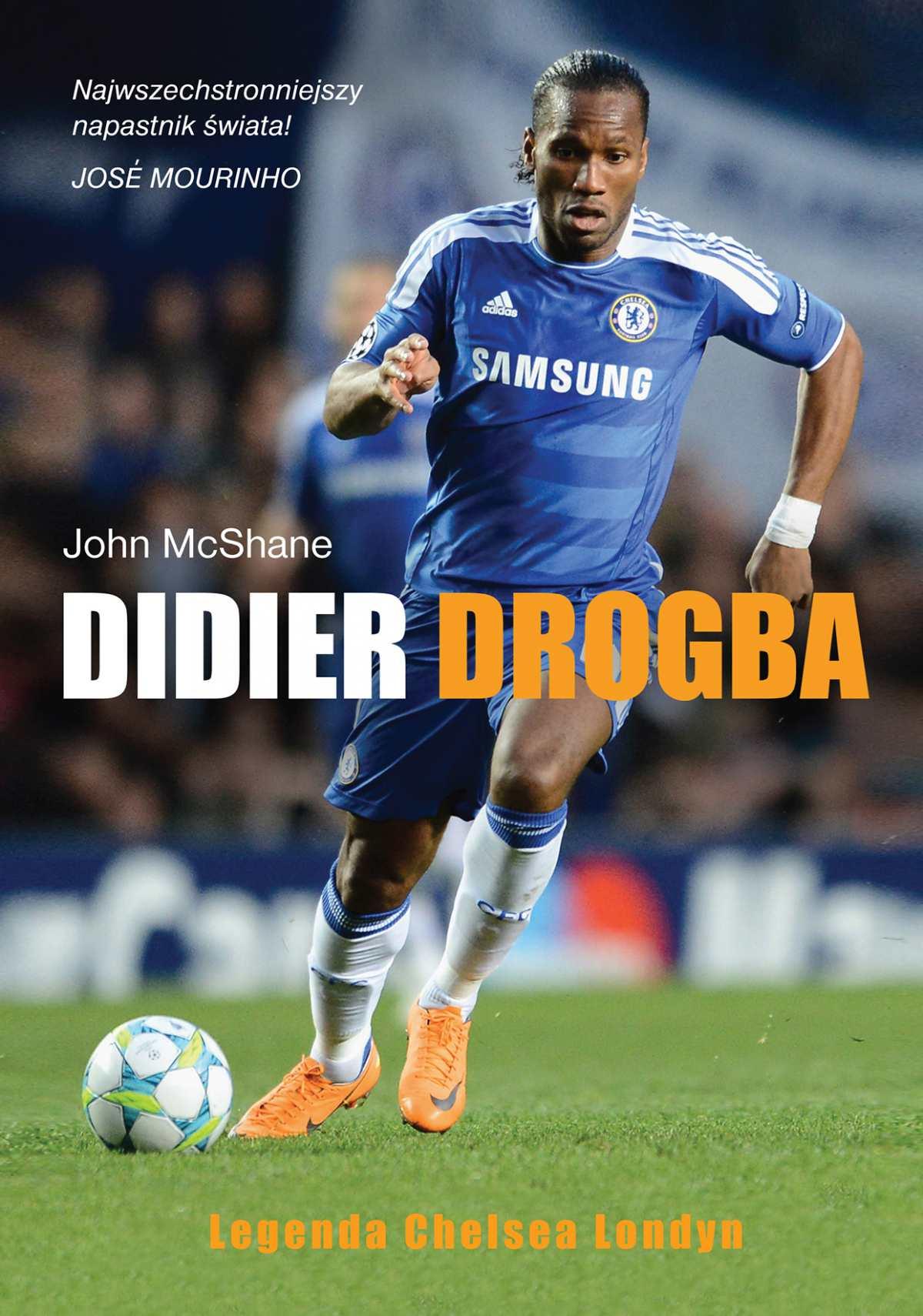 Didier Drogba - Ebook (Książka EPUB) do pobrania w formacie EPUB