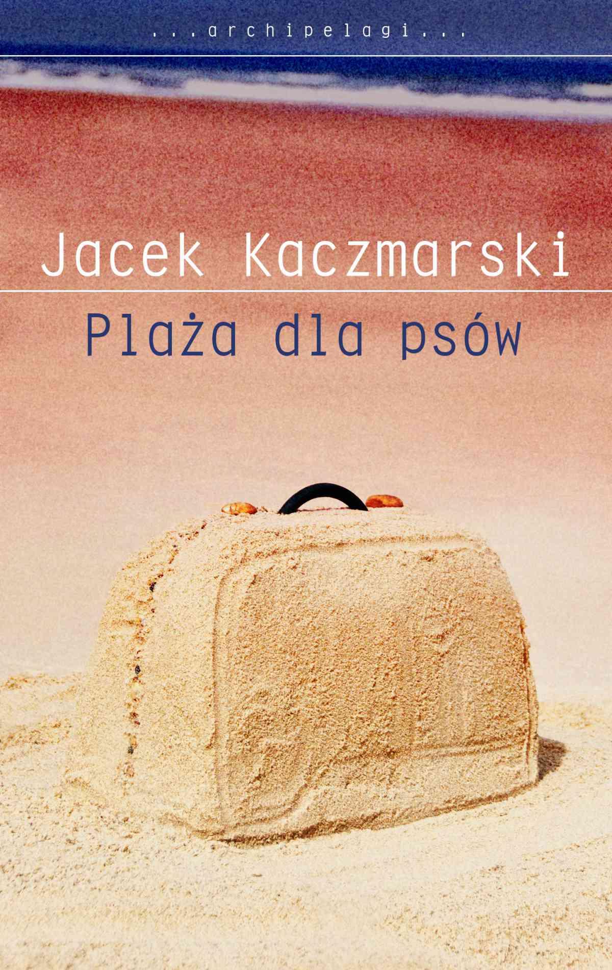 Plaża dla psów - Ebook (Książka EPUB) do pobrania w formacie EPUB