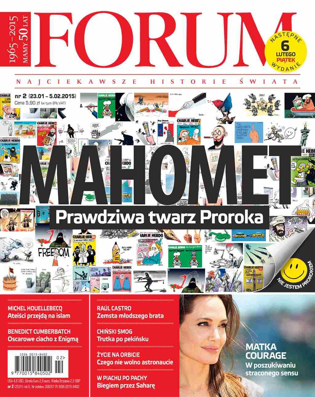 Forum nr 2/2015 - Ebook (Książka PDF) do pobrania w formacie PDF