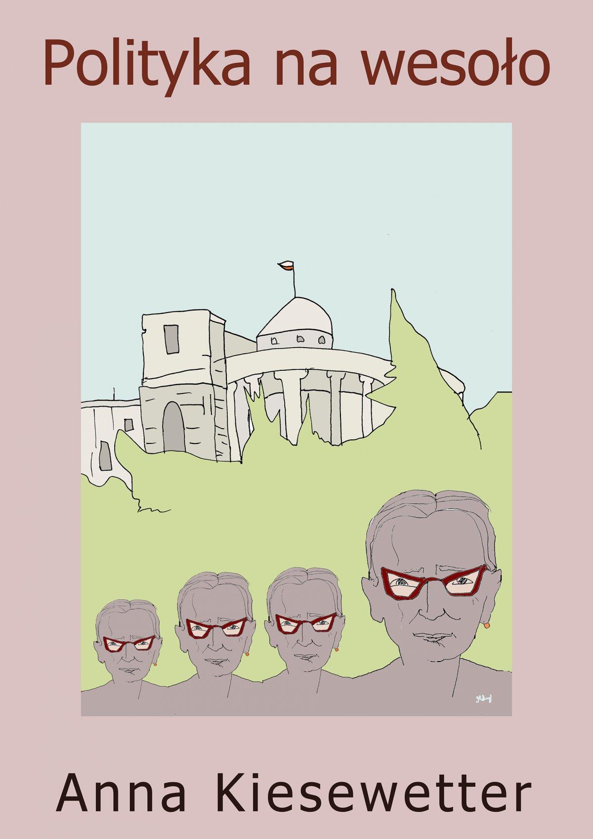 Polityka na wesoło - Ebook (Książka na Kindle) do pobrania w formacie MOBI