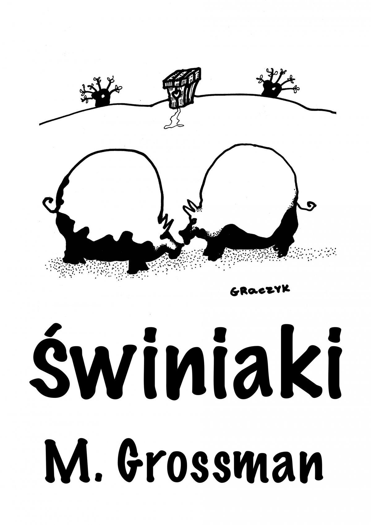 Świniaki - Ebook (Książka EPUB) do pobrania w formacie EPUB