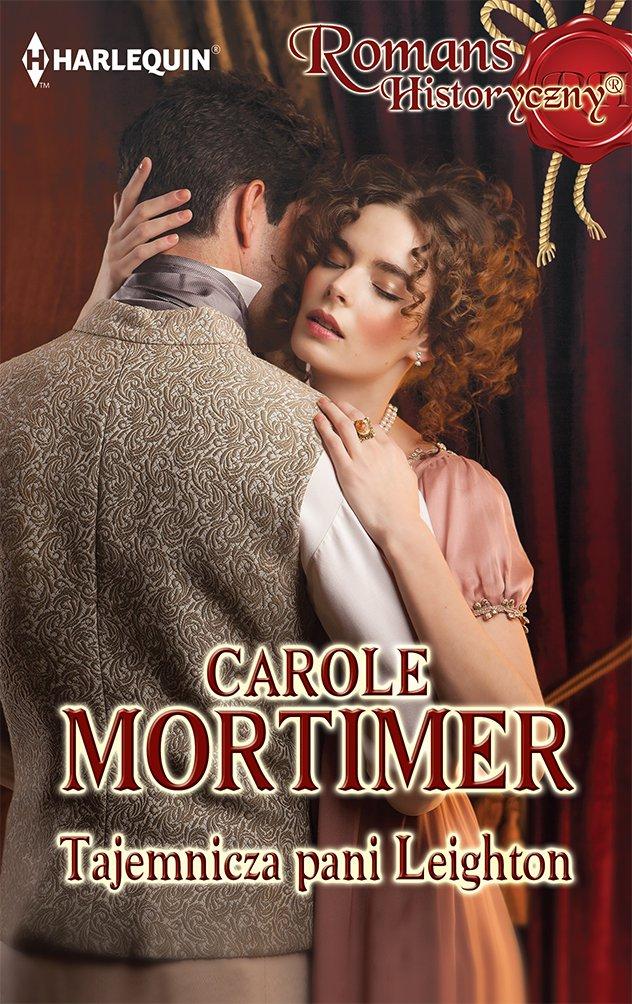 Tajemnicza pani Leighton - Ebook (Książka na Kindle) do pobrania w formacie MOBI