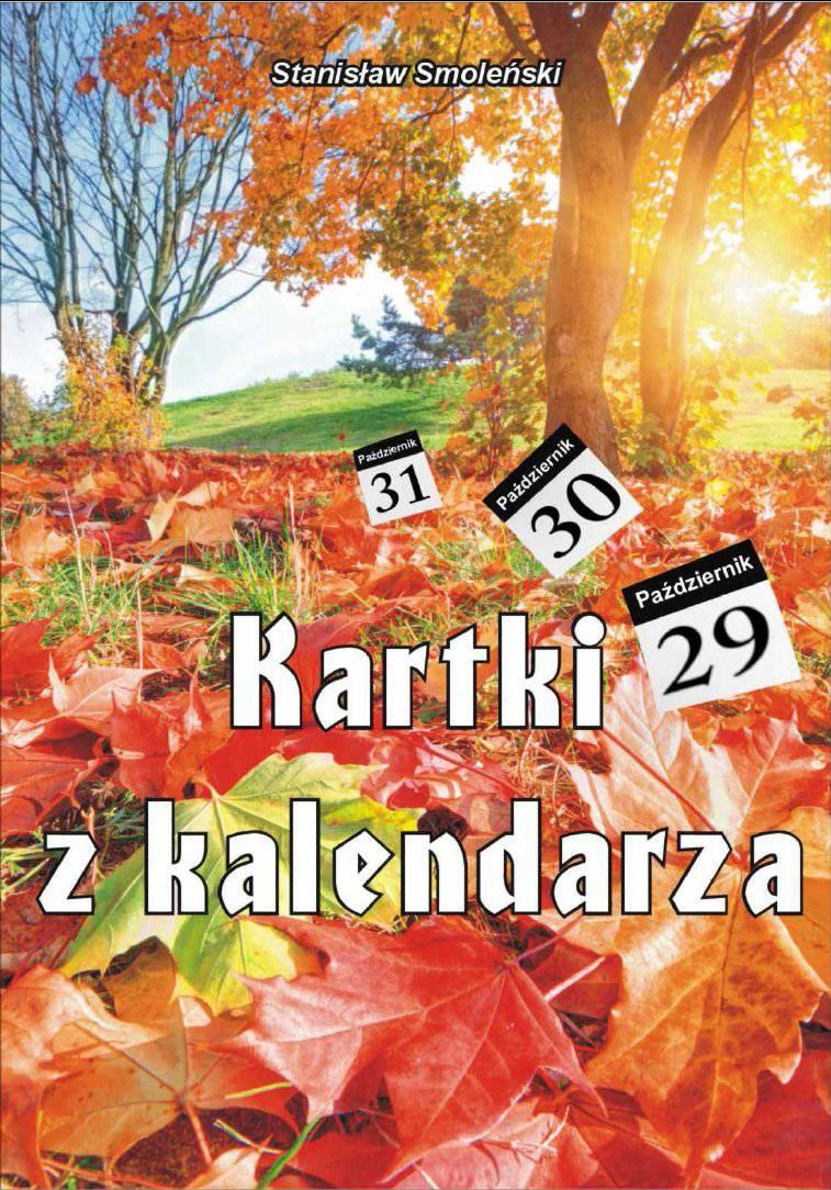 Kartki z kalendarza - Ebook (Książka EPUB) do pobrania w formacie EPUB