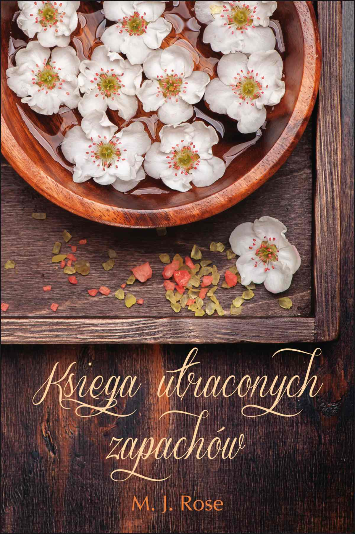 Księga utraconych zapachów - Ebook (Książka EPUB) do pobrania w formacie EPUB