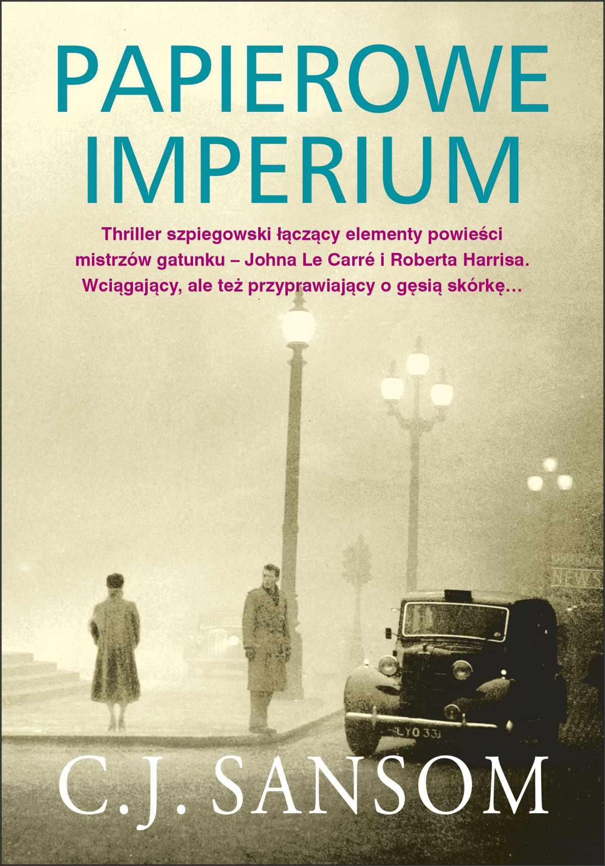 Papierowe imperium - Ebook (Książka EPUB) do pobrania w formacie EPUB