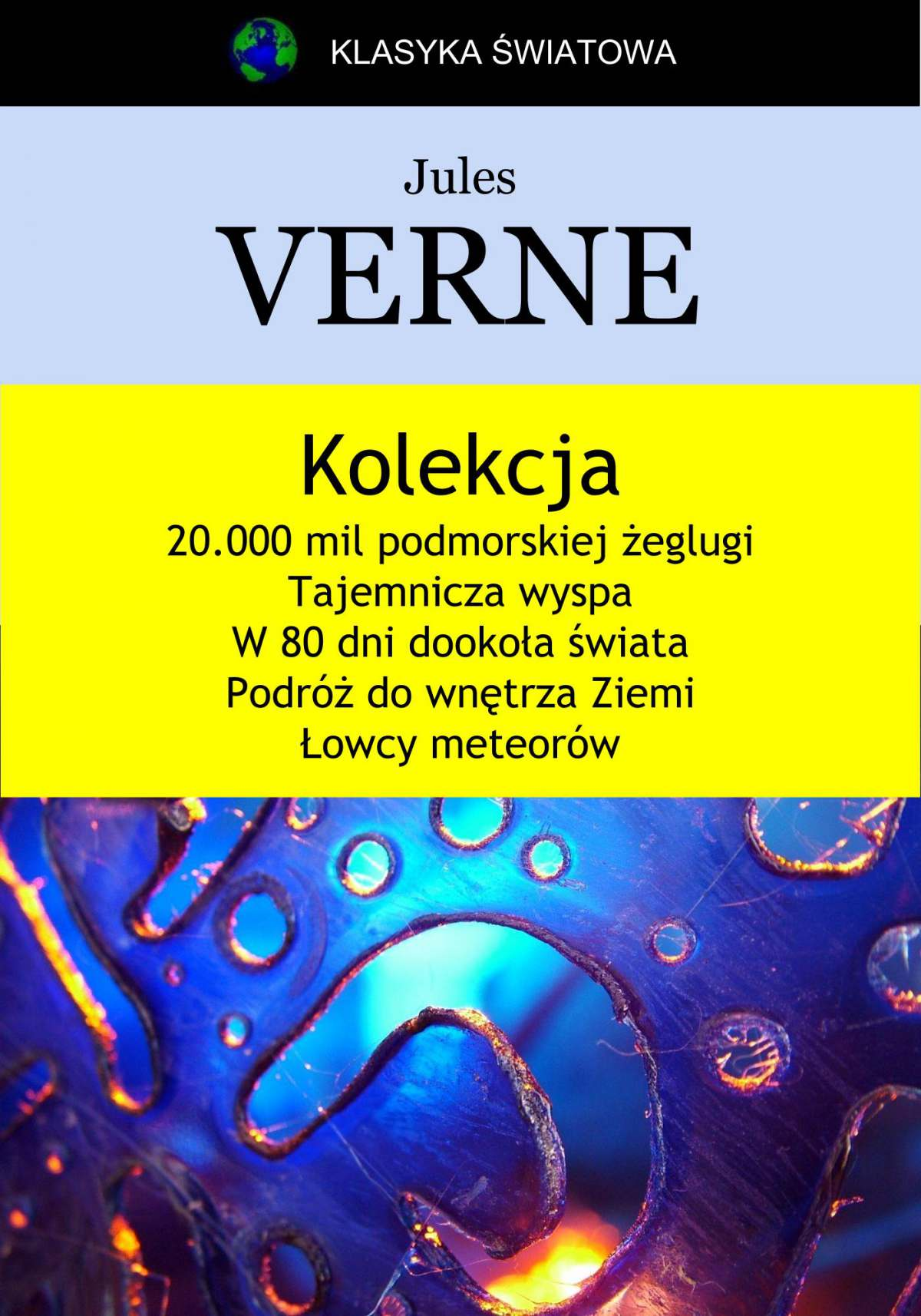 Kolekcja Verne'a - Ebook (Książka EPUB) do pobrania w formacie EPUB