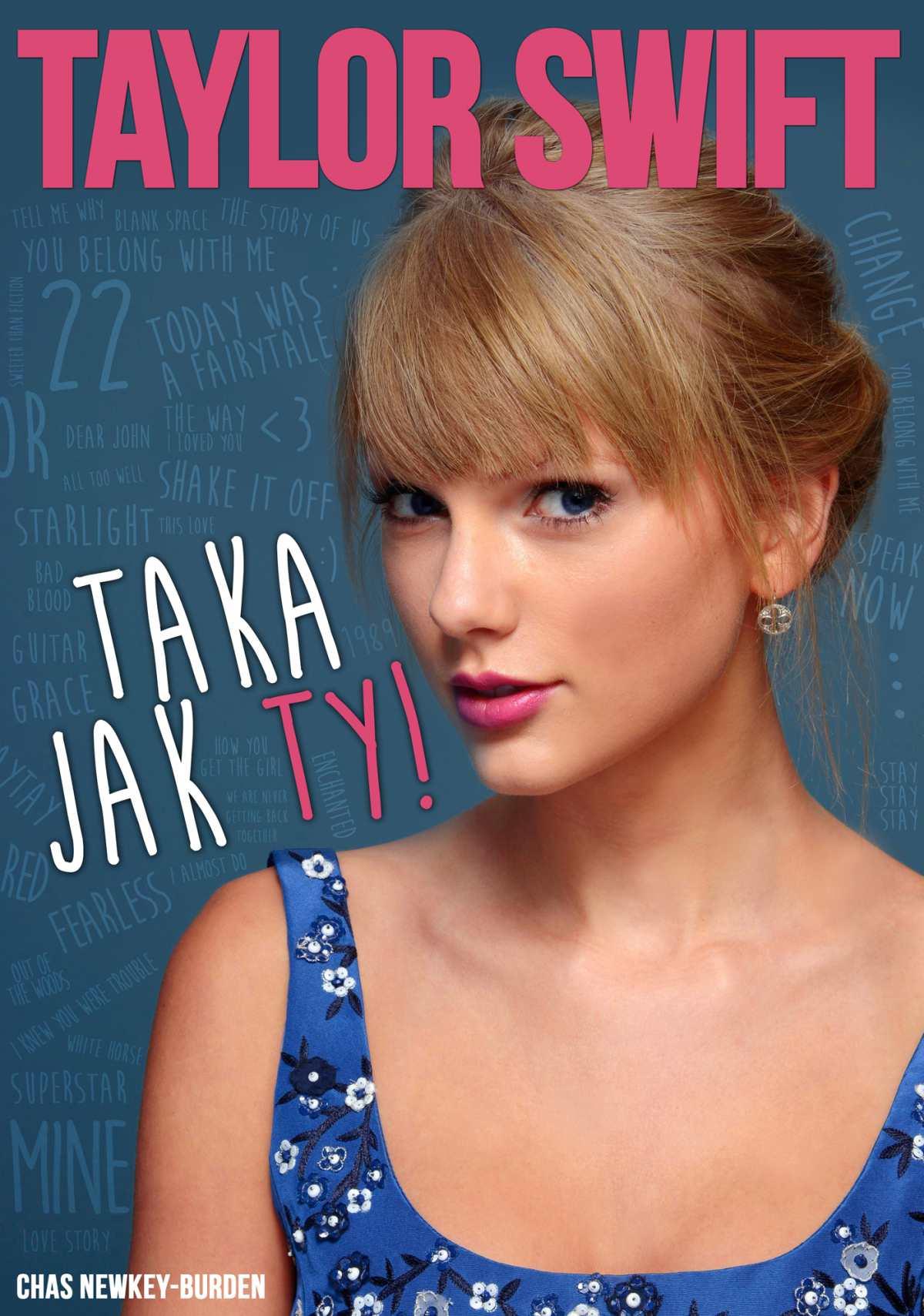 Taylor Swift - Taka jak Ty! - Ebook (Książka EPUB) do pobrania w formacie EPUB