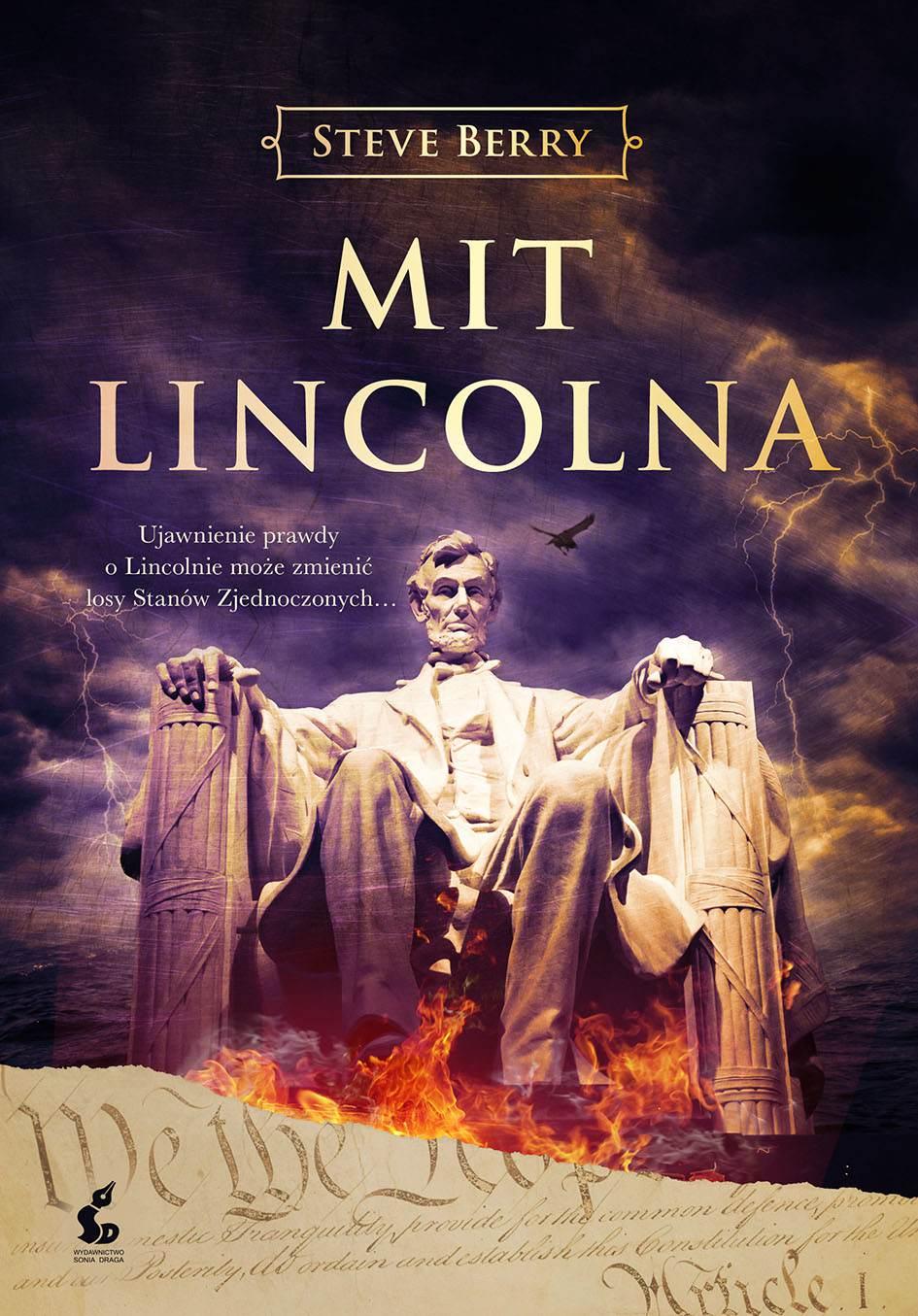 Mit Lincolna - Ebook (Książka na Kindle) do pobrania w formacie MOBI