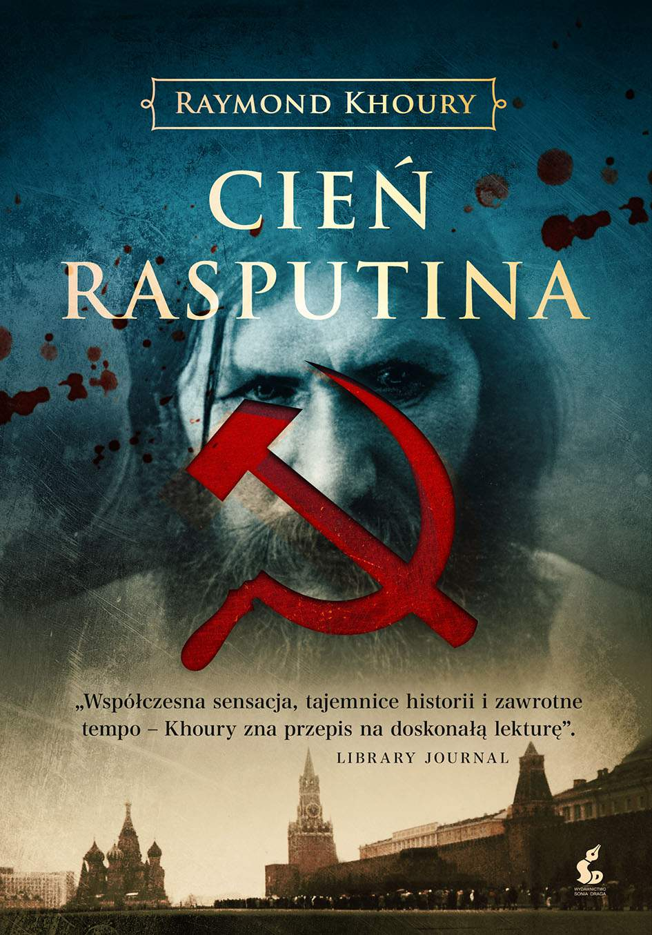Cień Rasputina - Ebook (Książka EPUB) do pobrania w formacie EPUB