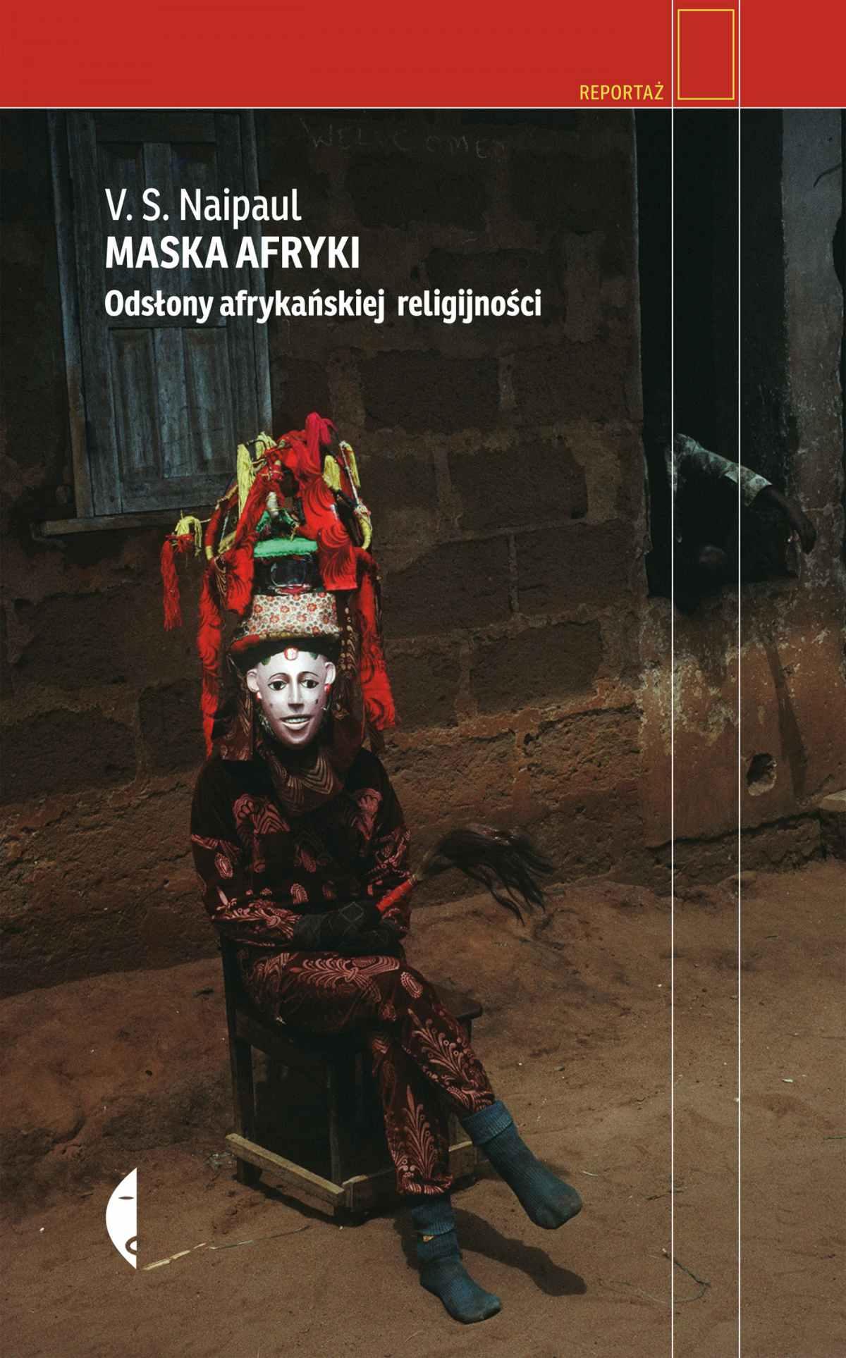 Maska Afryki - Ebook (Książka na Kindle) do pobrania w formacie MOBI
