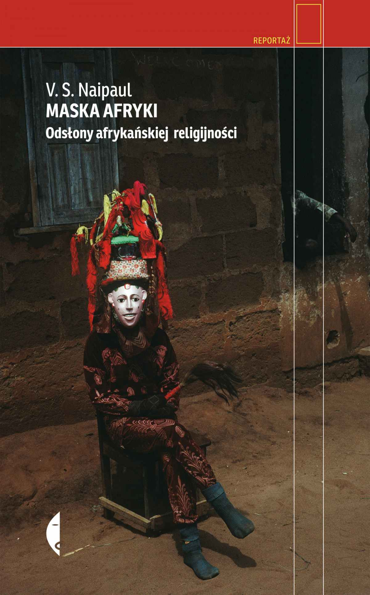Maska Afryki - Ebook (Książka EPUB) do pobrania w formacie EPUB