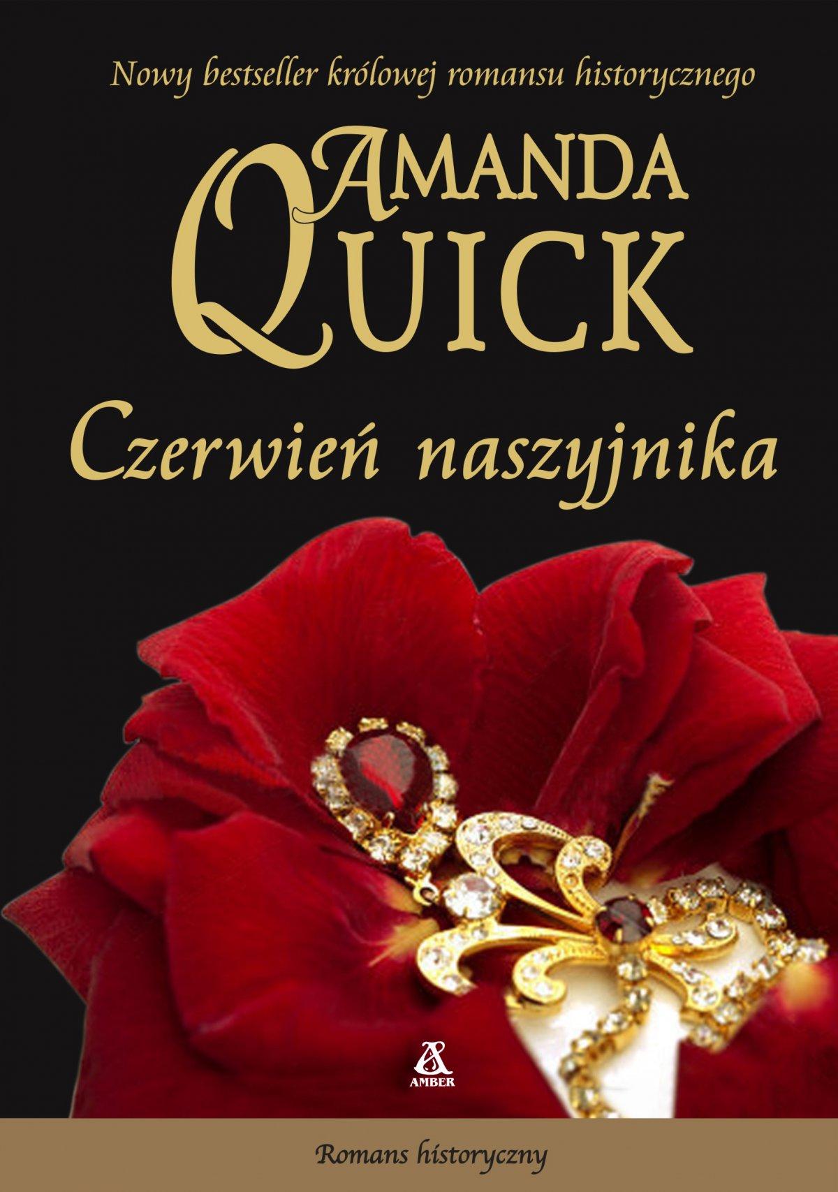 Czerwień naszyjnika - Ebook (Książka EPUB) do pobrania w formacie EPUB