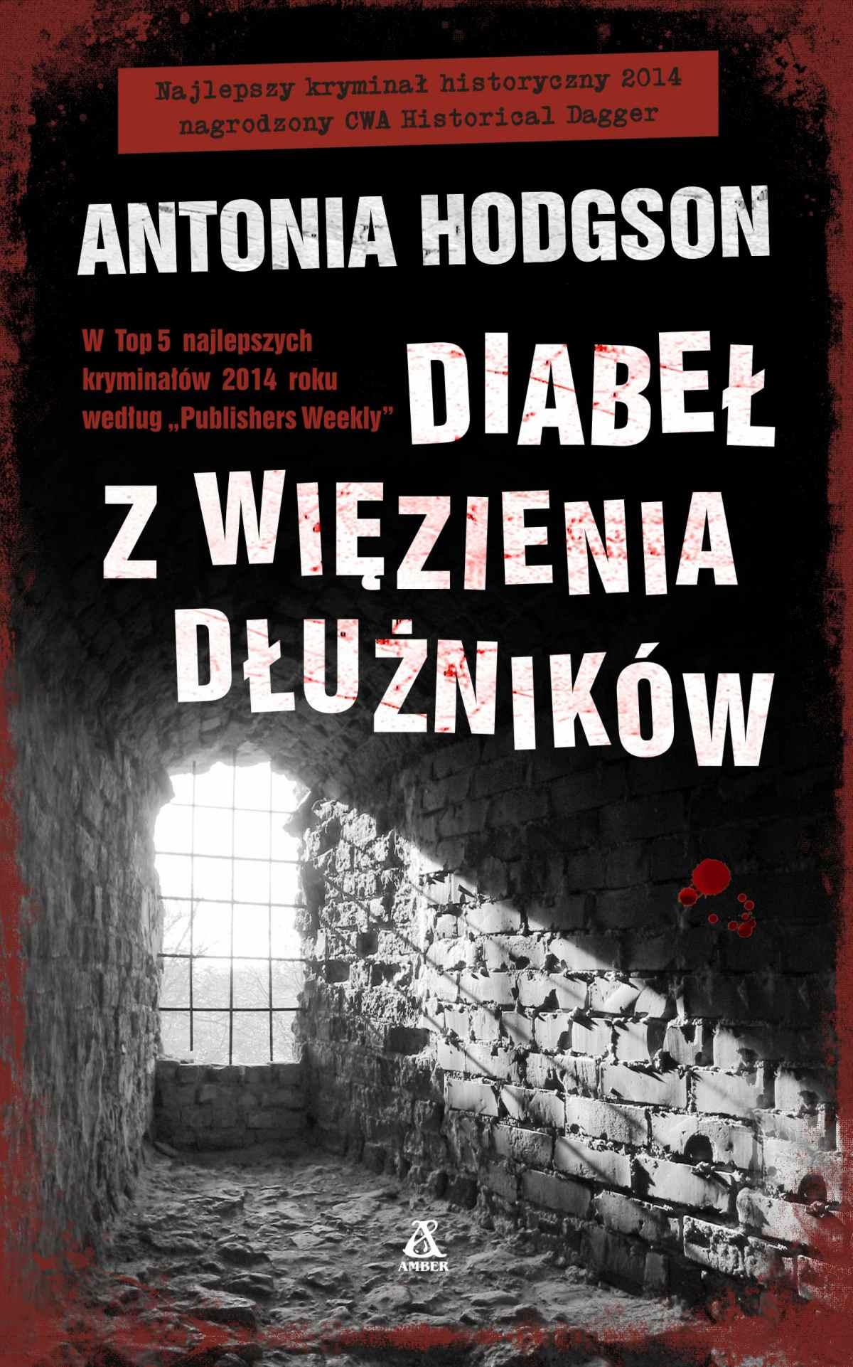 Diabeł z więzienia dłużników - Ebook (Książka na Kindle) do pobrania w formacie MOBI