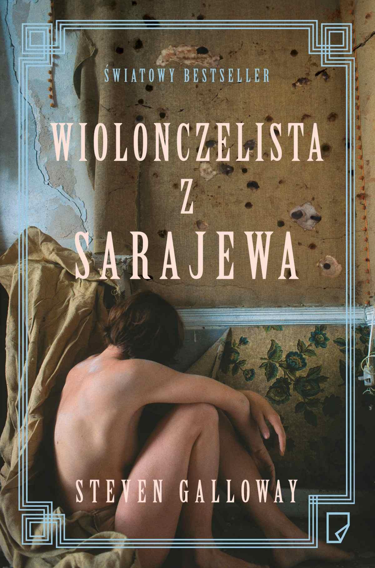 Wiolonczelista z Sarajewa - Ebook (Książka na Kindle) do pobrania w formacie MOBI