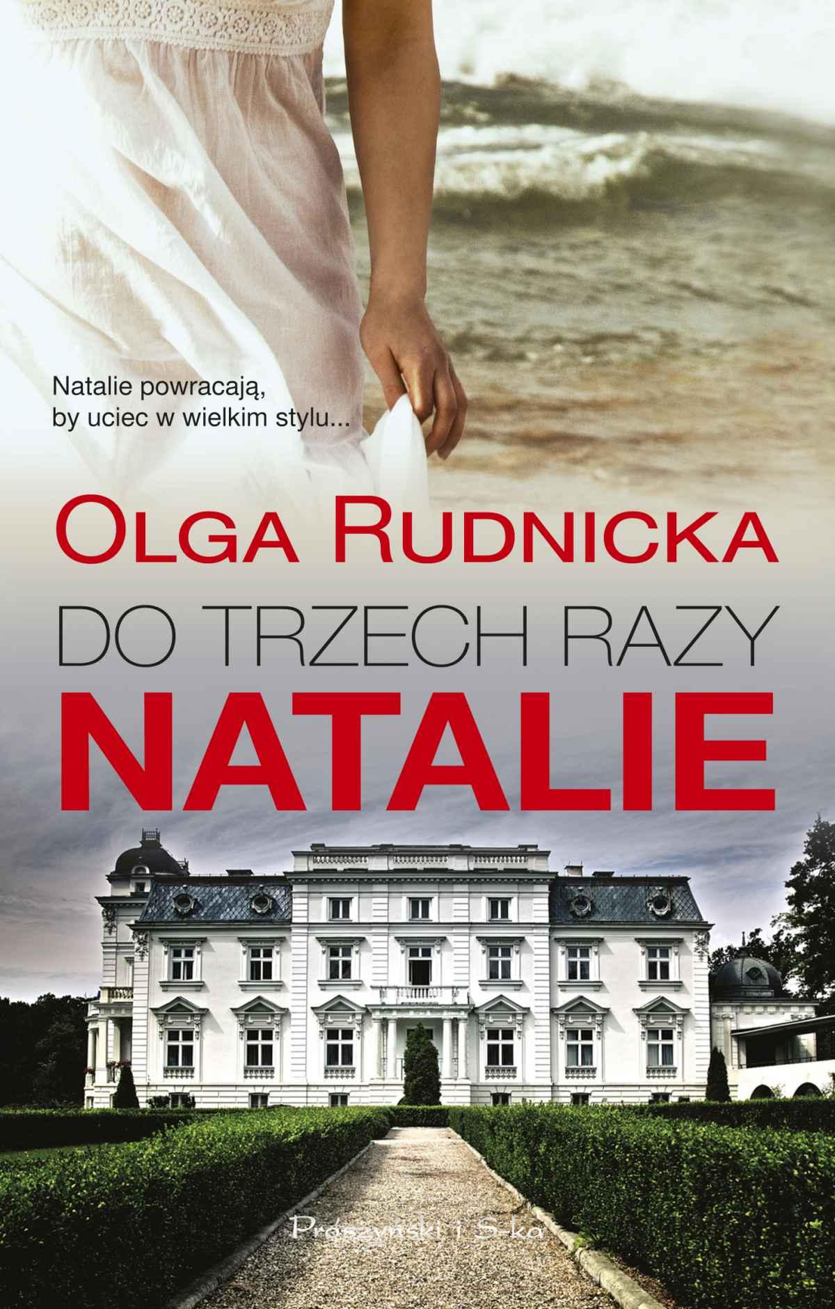 Do trzech razy Natalie. - Ebook (Książka EPUB) do pobrania w formacie EPUB