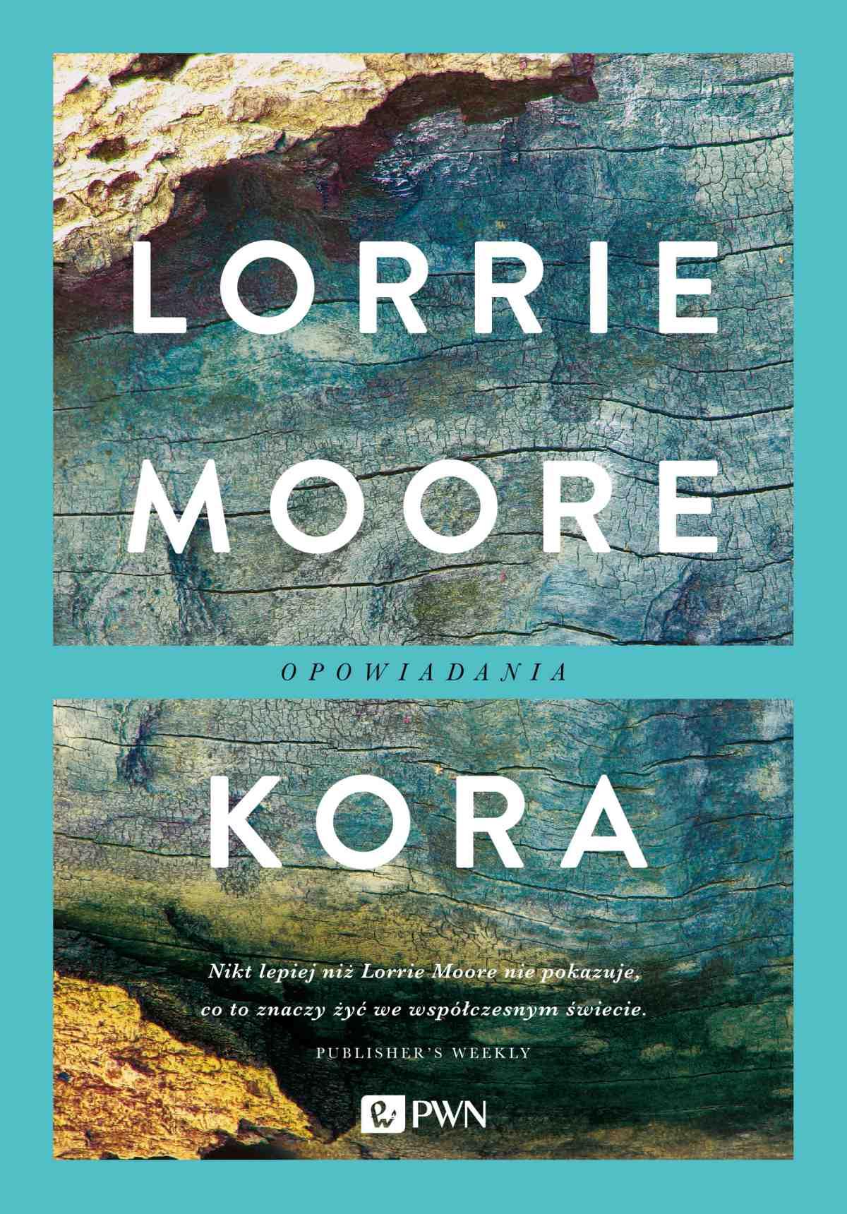Kora. Opowiadania - Ebook (Książka na Kindle) do pobrania w formacie MOBI