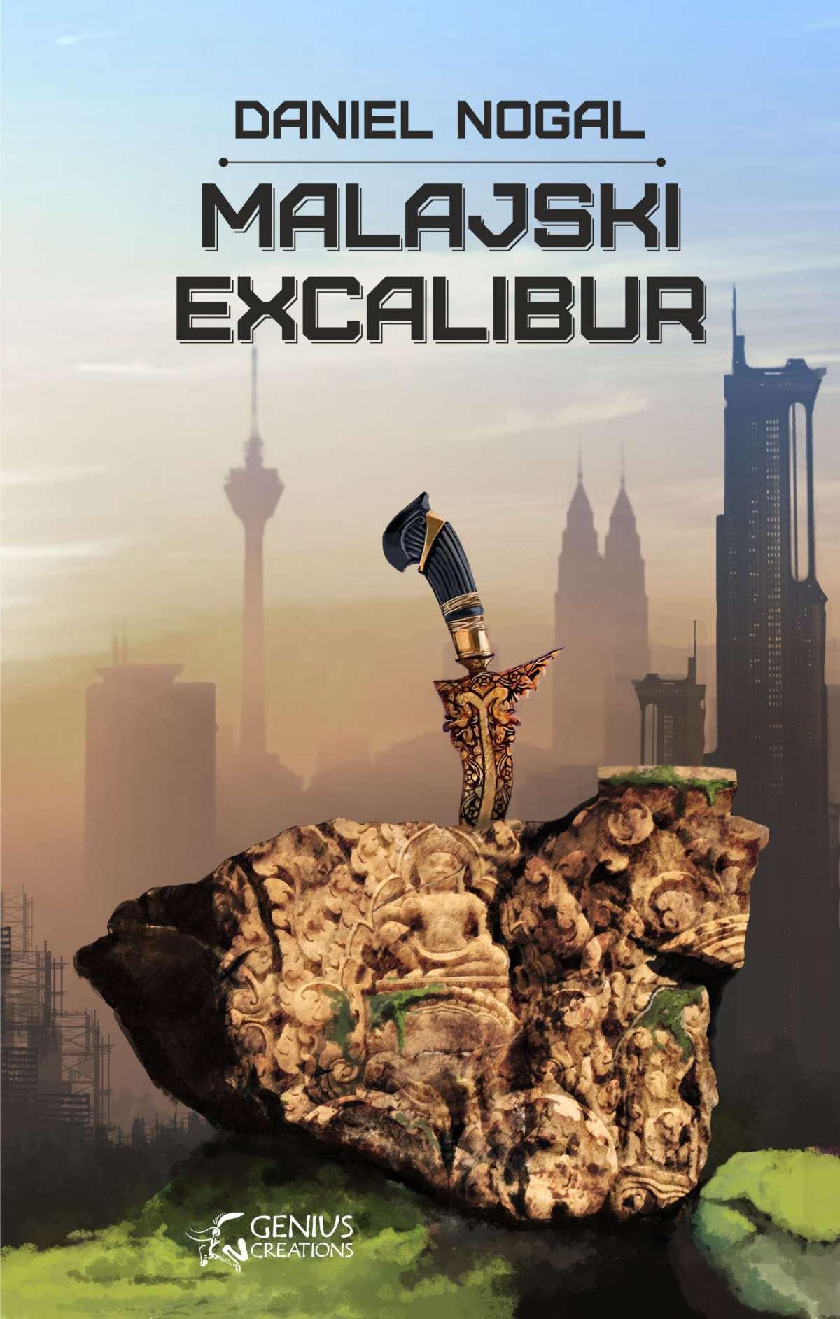 Malajski Excalibur - Ebook (Książka EPUB) do pobrania w formacie EPUB