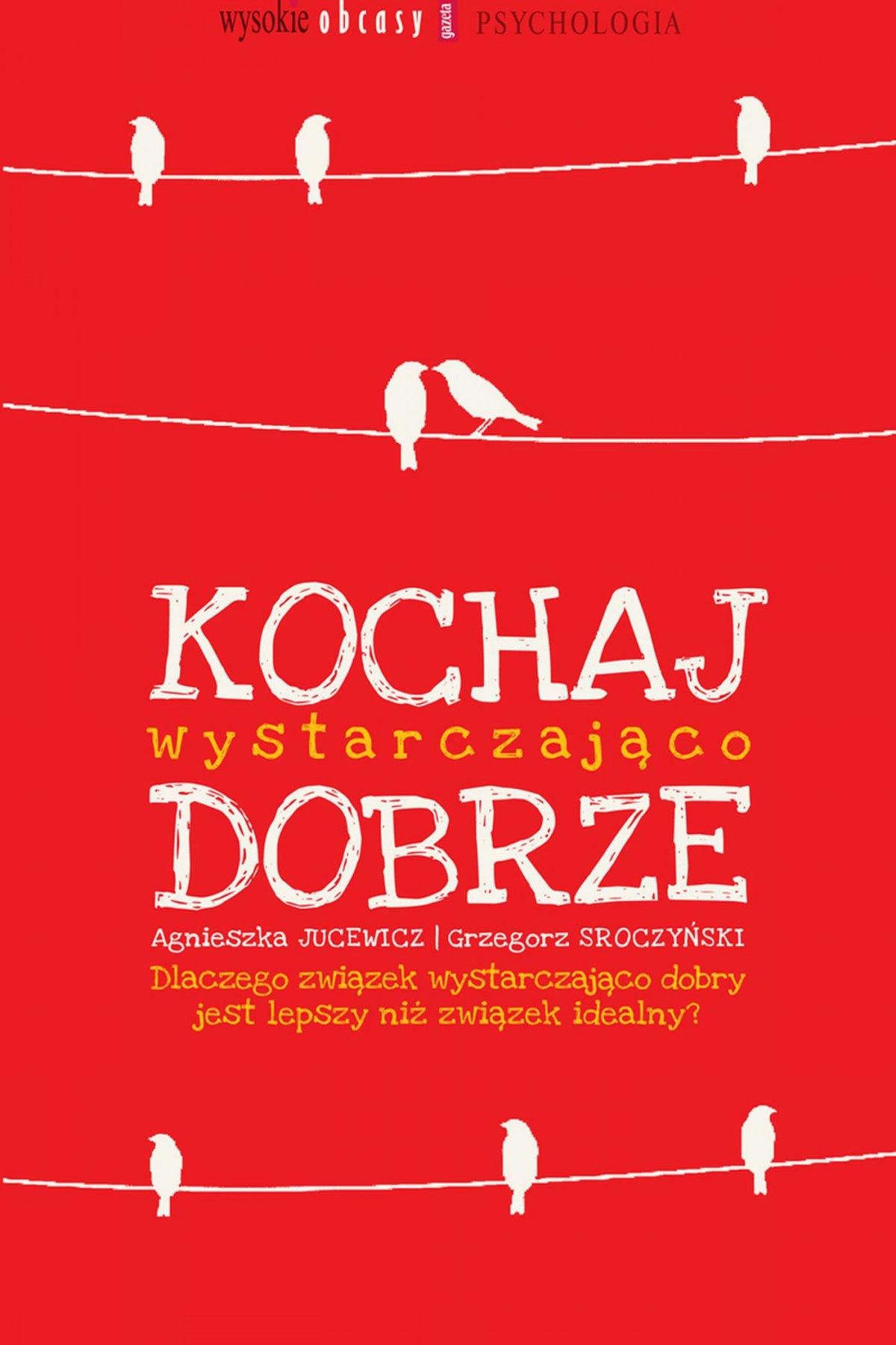 Kochaj wystarczająco dobrze - Ebook (Książka na Kindle) do pobrania w formacie MOBI