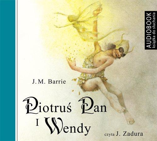 Piotruś Pan i Wendy - Audiobook (Książka audio MP3) do pobrania w całości w archiwum ZIP