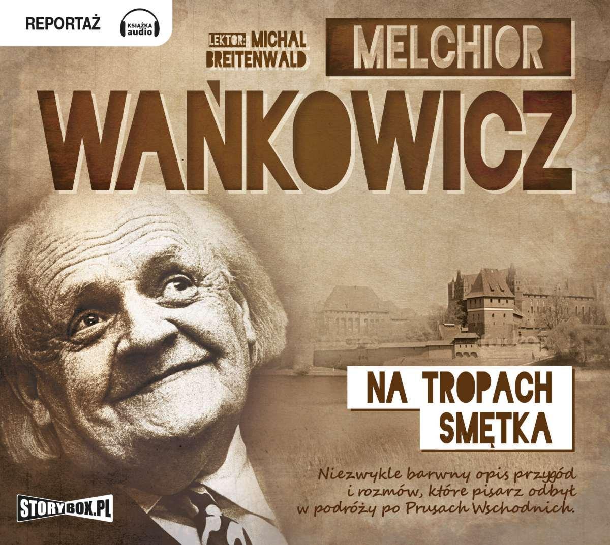 Na tropach Smętka - Audiobook (Książka audio MP3) do pobrania w całości w archiwum ZIP