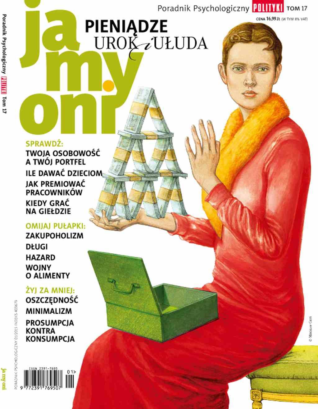 Poradnik Psychologiczny: Pieniądze Urok i Ułuda - Ebook (Książka PDF) do pobrania w formacie PDF
