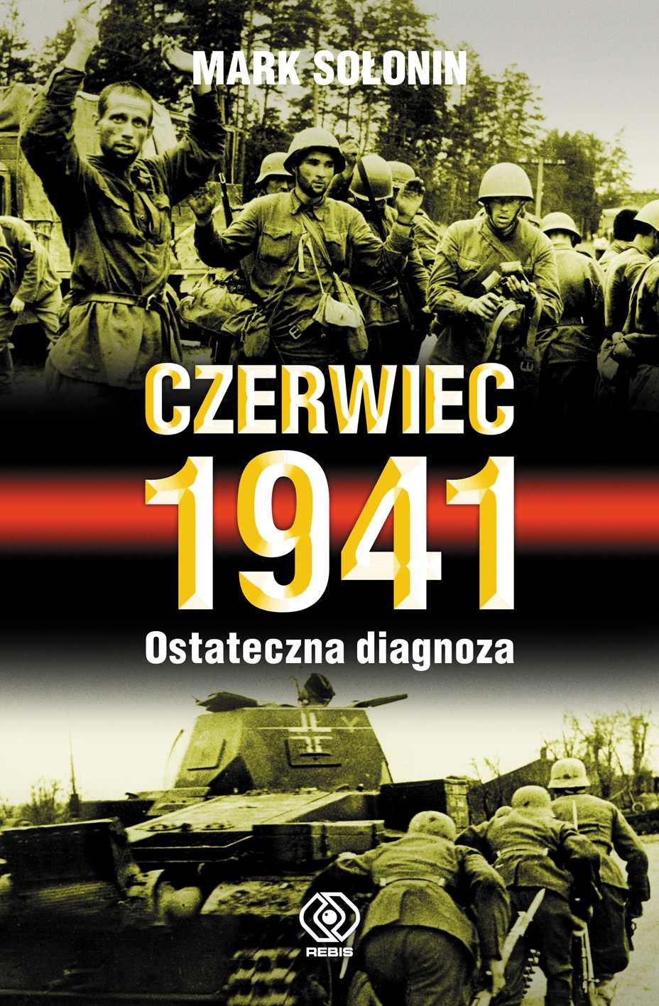 Czerwiec 1941. Ostateczna diagnoza - Ebook (Książka na Kindle) do pobrania w formacie MOBI