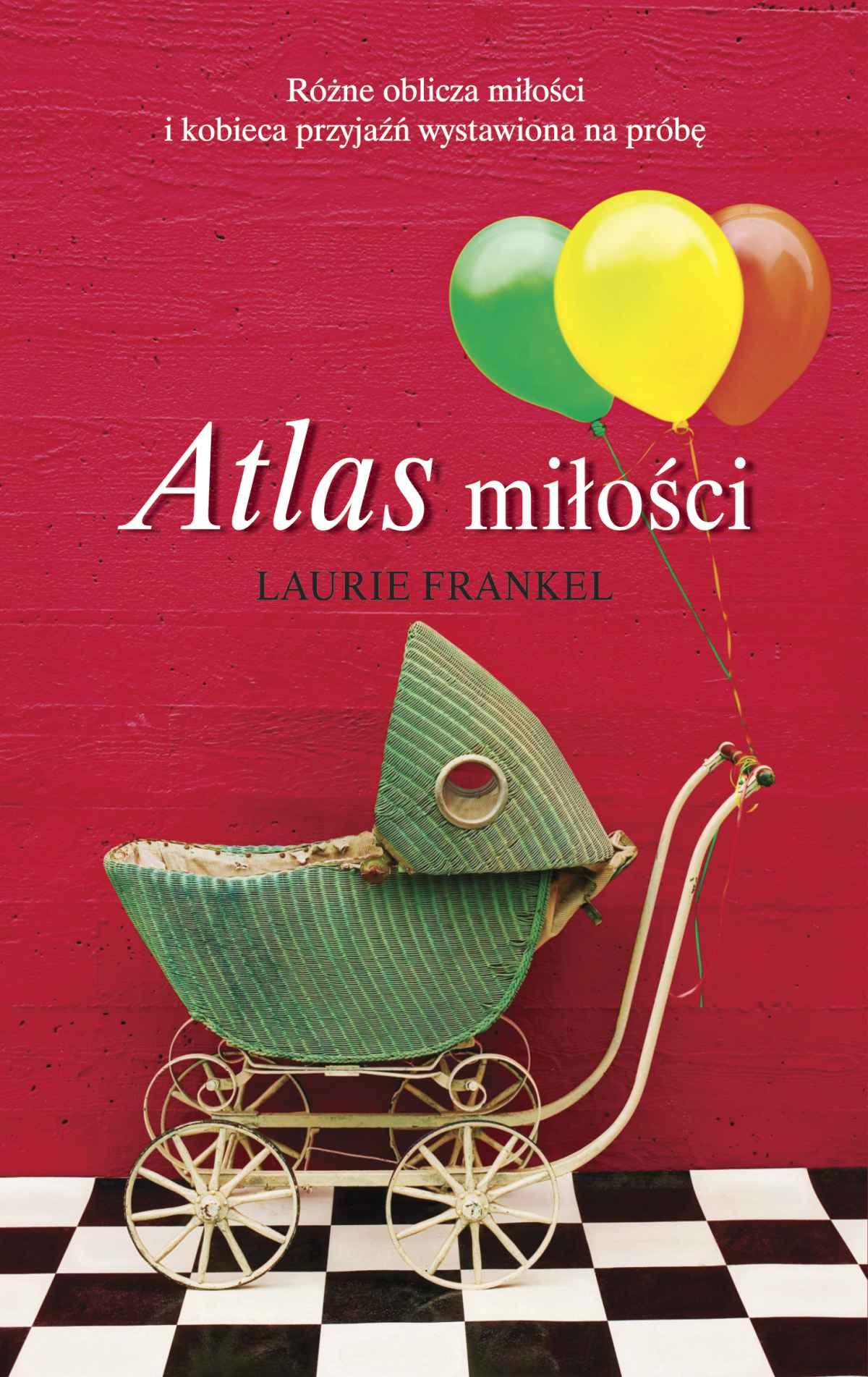 Atlas miłości - Ebook (Książka EPUB) do pobrania w formacie EPUB