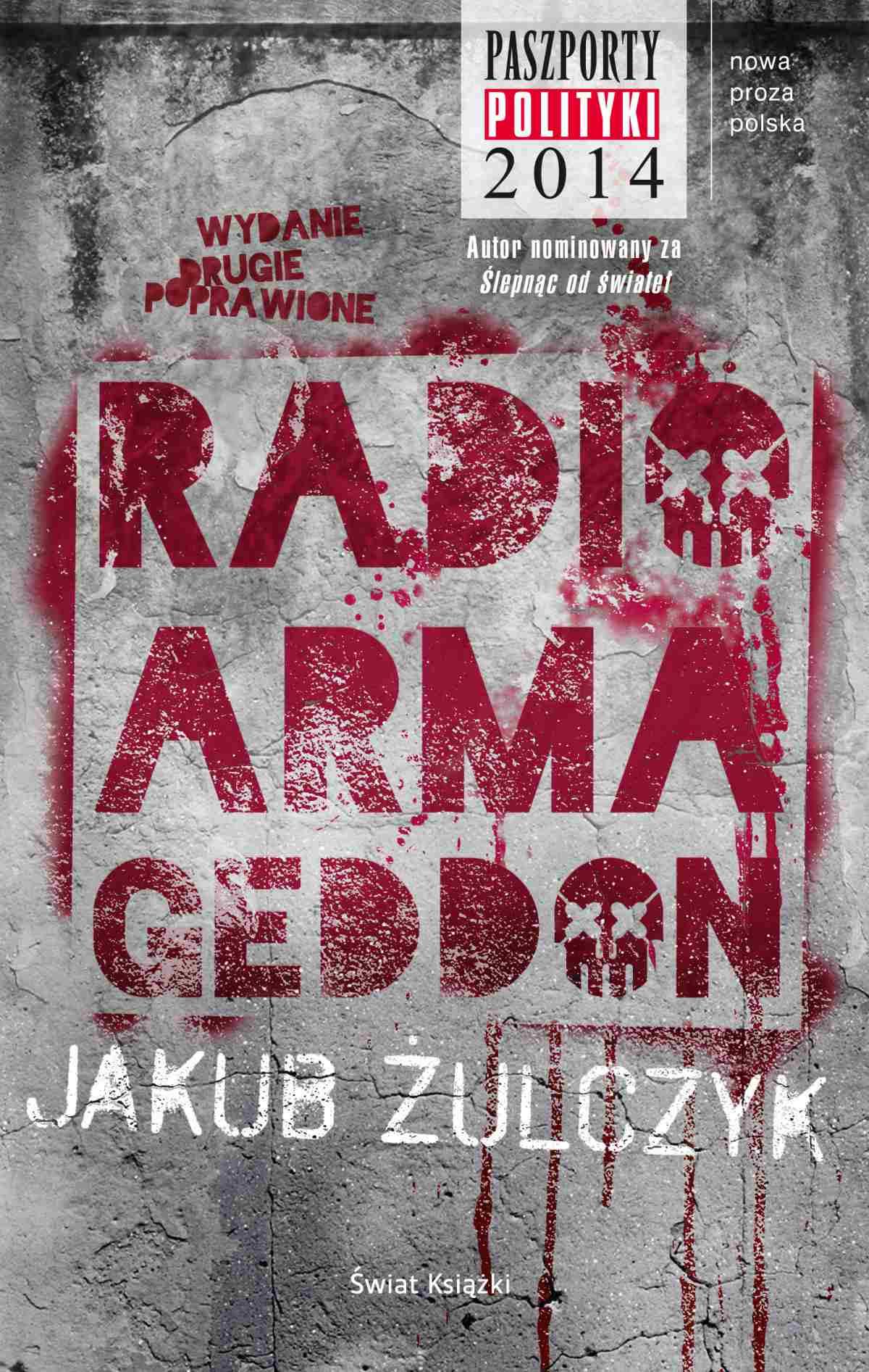 Radio Armageddon - Ebook (Książka na Kindle) do pobrania w formacie MOBI