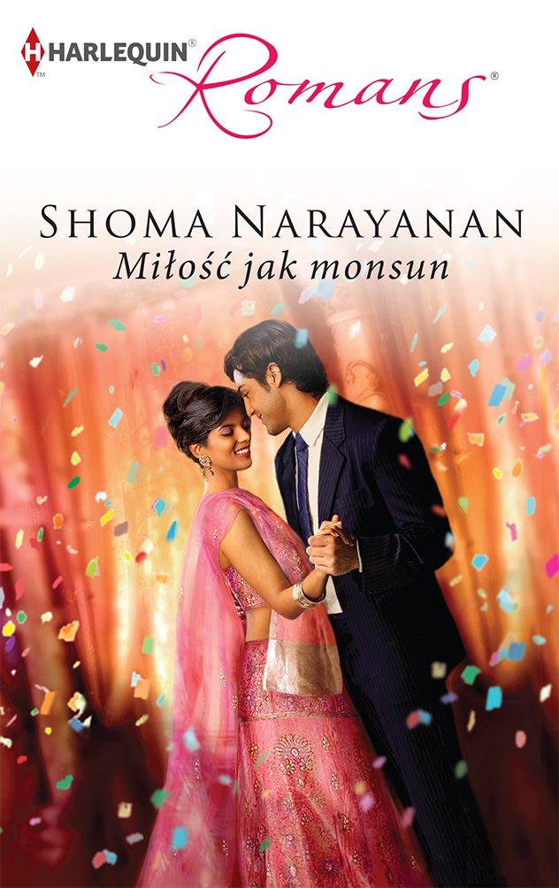 Miłość jak monsun - Ebook (Książka na Kindle) do pobrania w formacie MOBI