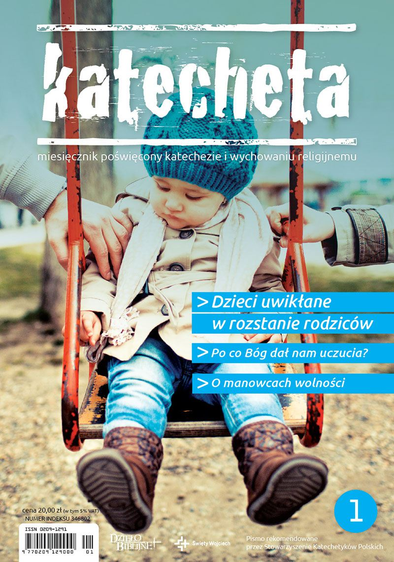 Katecheta nr 01/2015 - Ebook (Książka EPUB) do pobrania w formacie EPUB