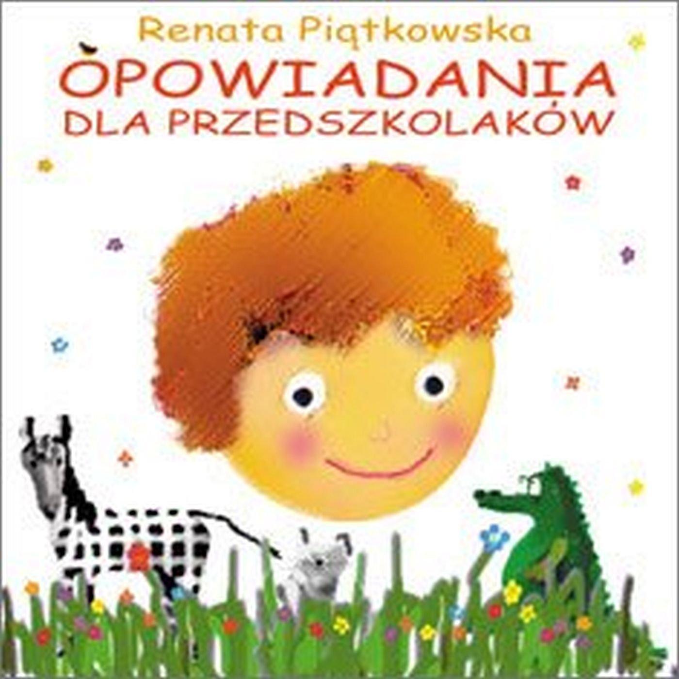 Opowiadania dla przedszkolaków - Ebook (Książka EPUB) do pobrania w formacie EPUB