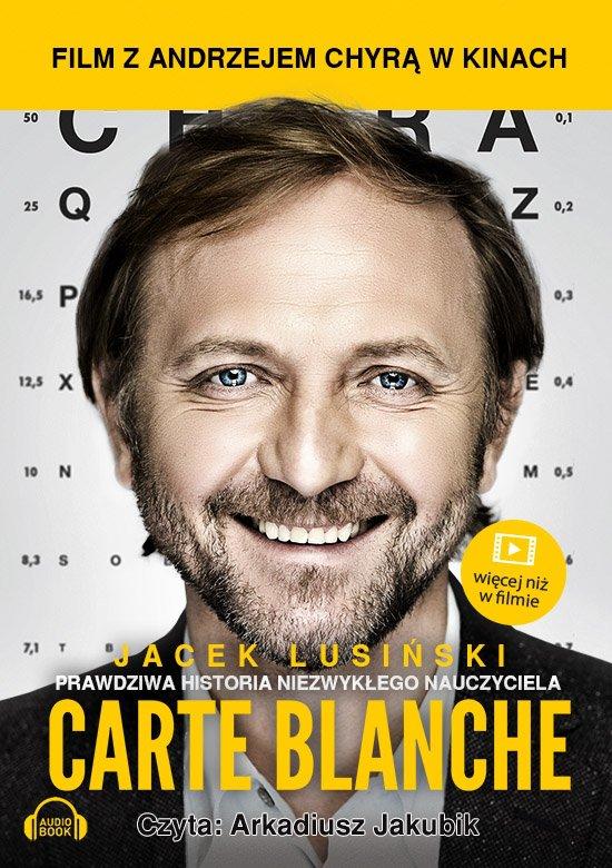 Carte blanche - Audiobook (Książka audio MP3) do pobrania w całości w archiwum ZIP