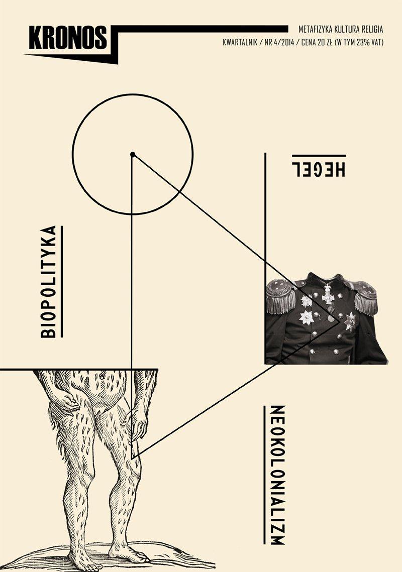 Kronos 4/2014. Hegel. Neokolonializm. Biopolityka - Ebook (Książka na Kindle) do pobrania w formacie MOBI