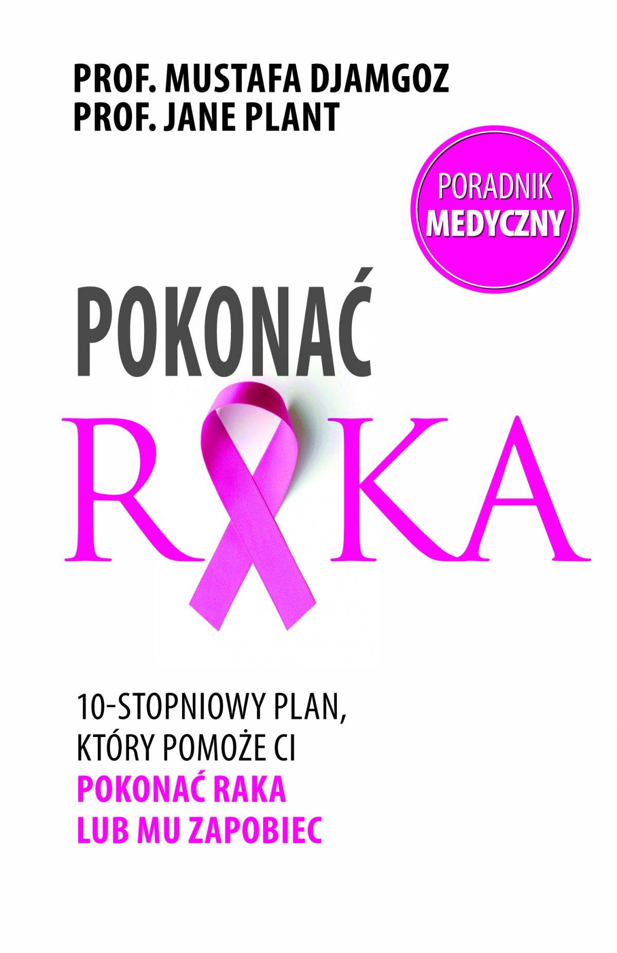 Pokonać raka - Ebook (Książka EPUB) do pobrania w formacie EPUB
