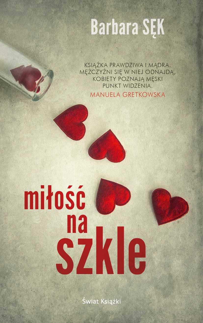 Miłość na szkle - Ebook (Książka na Kindle) do pobrania w formacie MOBI