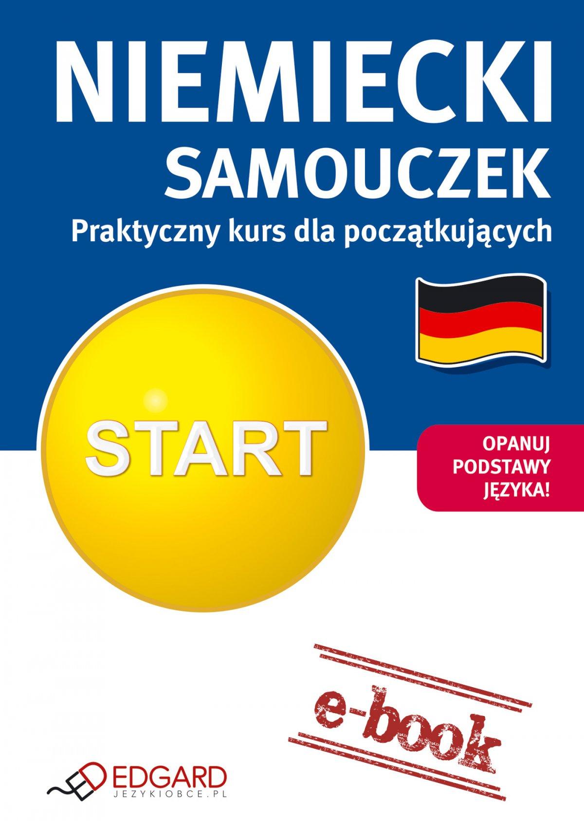 Niemiecki. Samouczek - Ebook (Książka EPUB) do pobrania w formacie EPUB