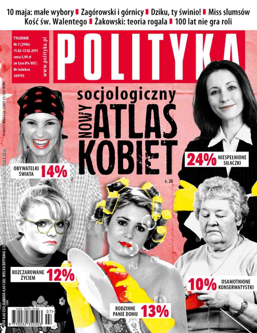 Polityka nr 7/2015 - Ebook (Książka PDF) do pobrania w formacie PDF