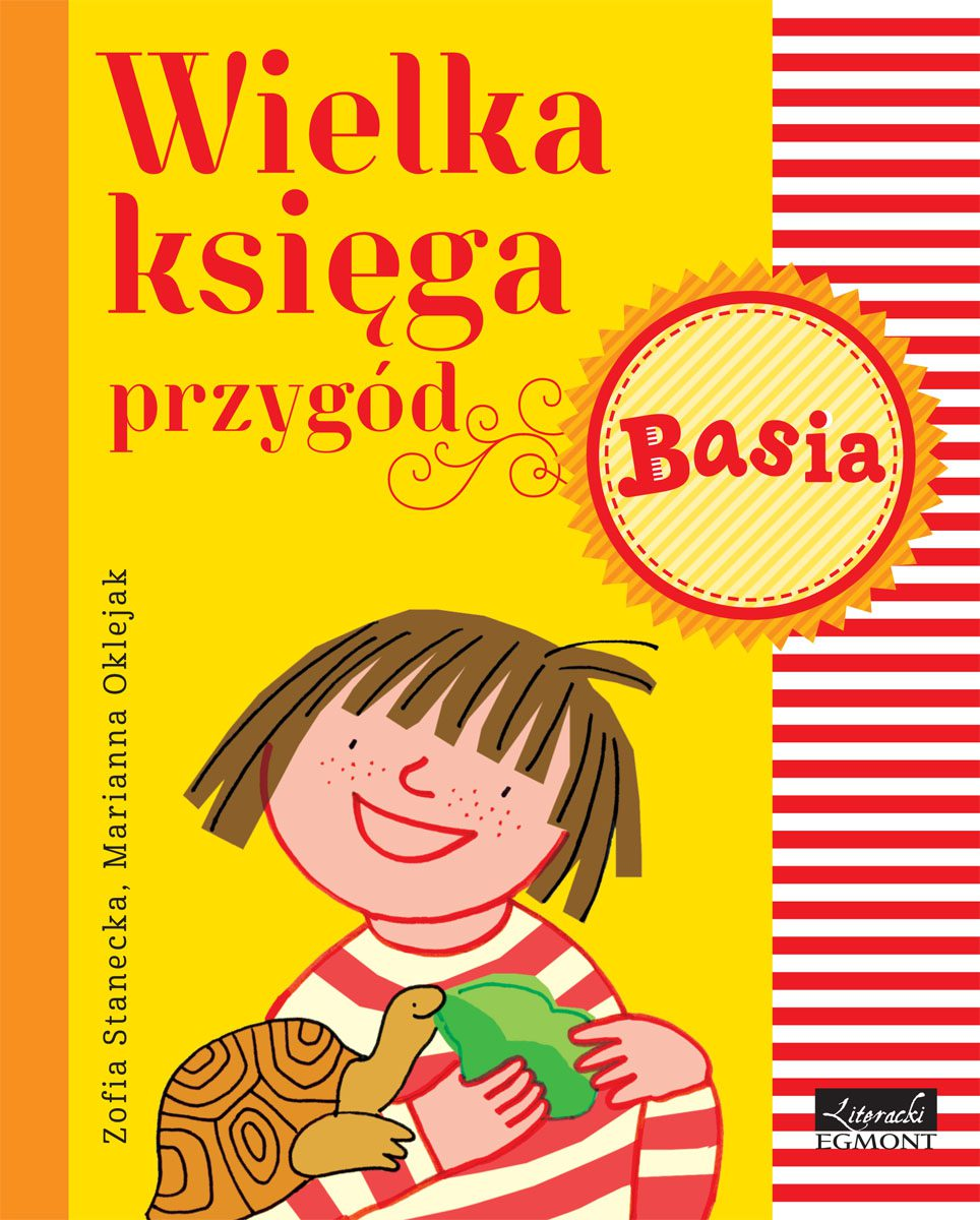 Wielka księga przygód. Basia - Ebook (Książka PDF) do pobrania w formacie PDF