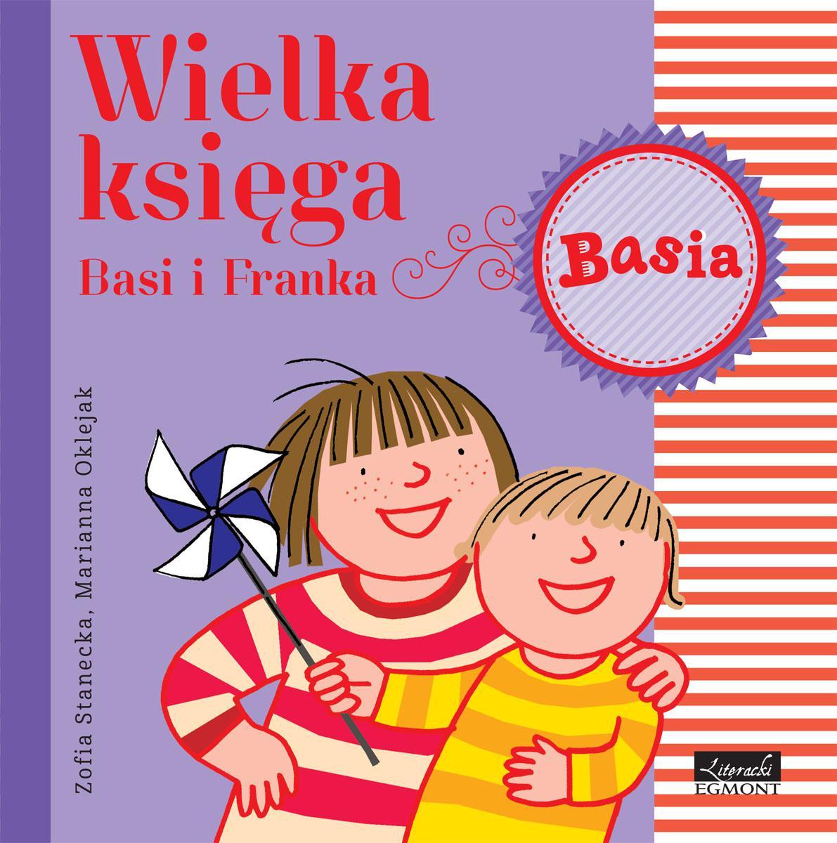 Wielka księga Basi i Franka - Ebook (Książka PDF) do pobrania w formacie PDF