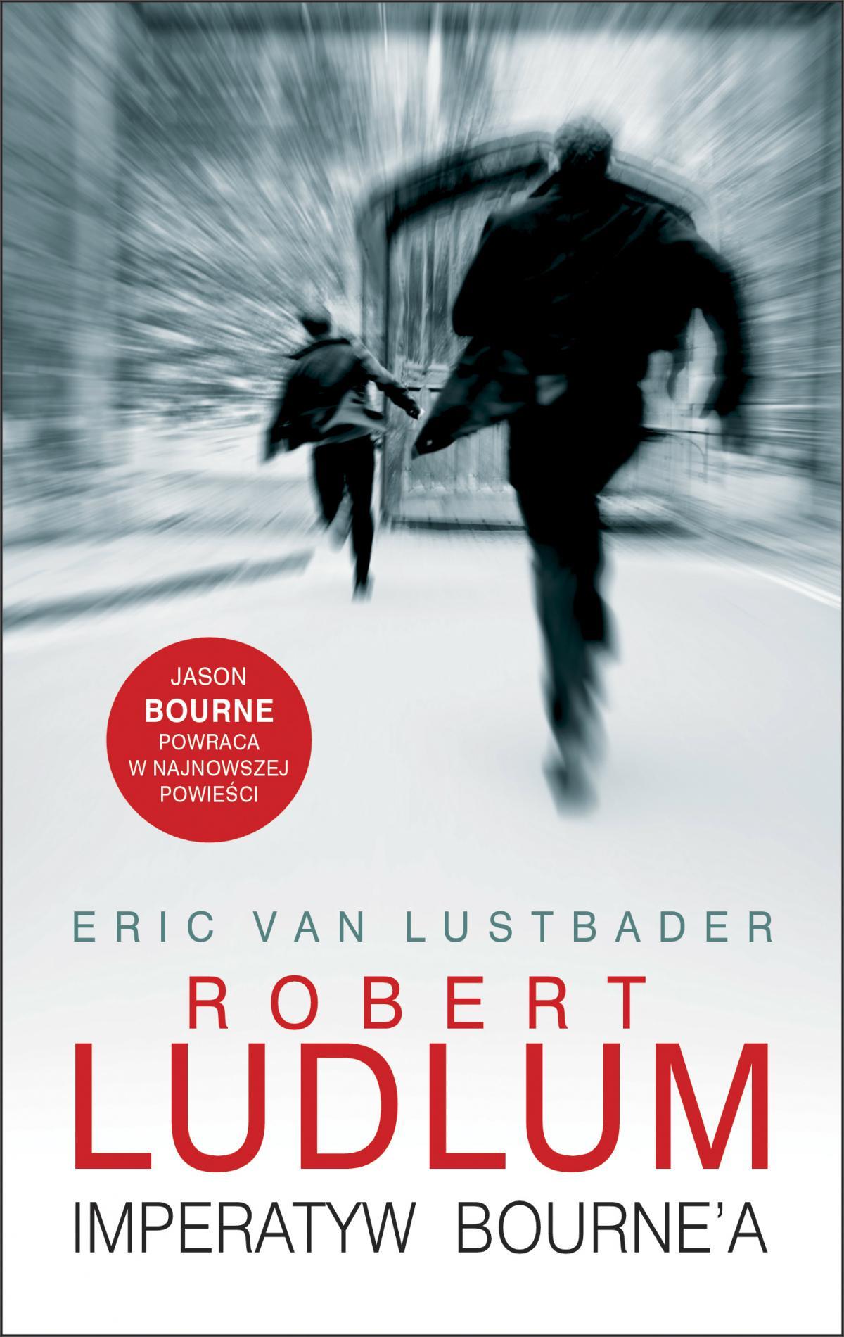 Imperatyw Bourne'a - Ebook (Książka EPUB) do pobrania w formacie EPUB