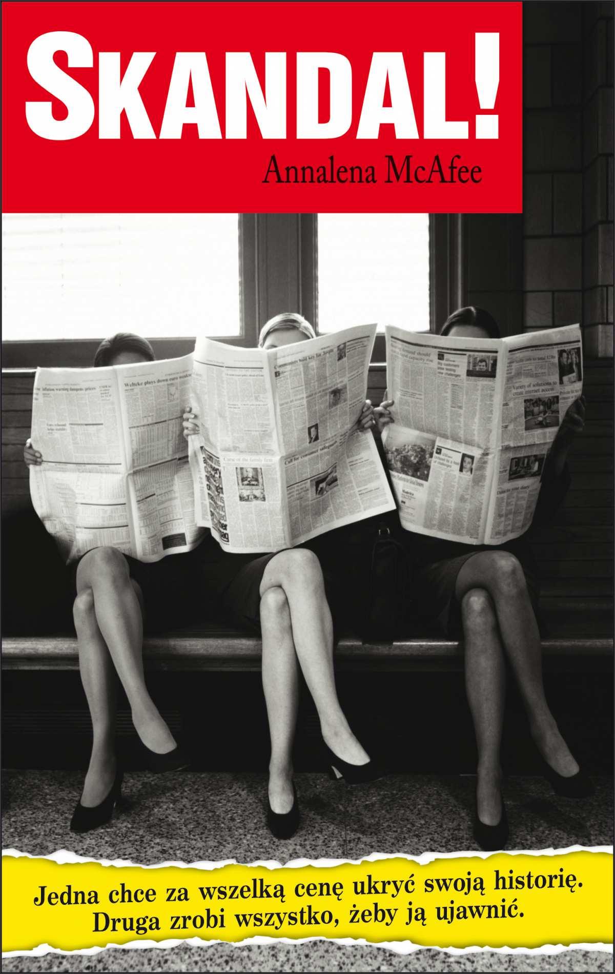 Skandal! - Ebook (Książka EPUB) do pobrania w formacie EPUB